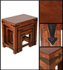 Tudor Solidwood Set of Tables by HomeTown