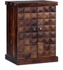 Reno Bar Cabinet in Provincial Teak Finish by Woodsworth