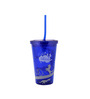 Tumbler Elements And Coaster 500 ML Straw by Imagica