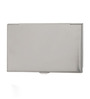 Tungs10 East to West Paisley & Elephant Fusion Stainless Steel Card Holder