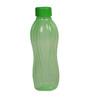 Tupperware Green Round Plastic 1000 ML Bottle - Set of 4