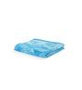 Turkish Bath Blue Cotton 30 x 58 Inch Towel - Set of 3
