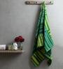 Turkish Bath Multicolour Cotton 28 x 58 Inch Bath Towel