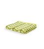 Turkish Bath Green Cotton 30 x 58 inch 3-piece Towel Set