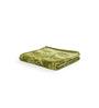 Turkish Bath Green Cotton 30 x 58 Inch Towel - Set of 3