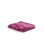 Turkish Bath Purple Cotton 30 x 58 Inch Towel - Set of 3