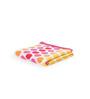 Turkish Bath Multicolour Cotton 28 x 58 Bath Towel - Set of 3