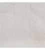 Turkish Bath White and Grey 100% Cotton 30 x 56 Bath Towel - Set of 2