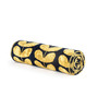 Turkish Bath Yellow & Black Cotton 30 x 58 inch Bath Towel