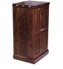 Tuscany Bar Cabinet in Warm Rich Finish by Inliving