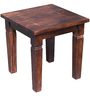 Tuscany End Table in Warm Rich Finish by Inliving