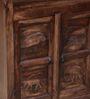 Tuskar Book Shelve in Brown Colour by HomeTown