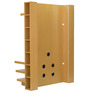 Eichiro Entertainment Wall Unit in Beech Finish by Mintwud