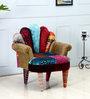 Twain Accent Chair by Bohemiana