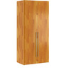 Kouki Two Door Wardrobe in Oak Finish by Mintwud
