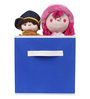 UberLyfe Cubies Storage Boxes for anything and everthing - Blue 9PC