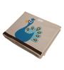 Uberlyfe Mbox Medium Animal Carnival Kids with Peacock Graphic Polyester & Cardboard 7 L Storage Box