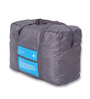 Uberlyfe Waterproof Large Folding Polyester Blue Travel Bag