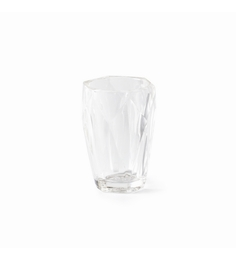 Umbra Glacia Transparent Acrylic Toothbrush Holder