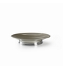 Umbra Silver Plastic Soap Dish