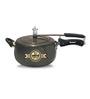 United Black Aluminium 5 L Pressure Cooker