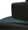 Uptown Comfort Accent Chair in Black Colour by FurnitureTech