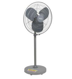 Usha Farratta Ex Gray Plastic 3 Blades Pedestal Fan 500mm
