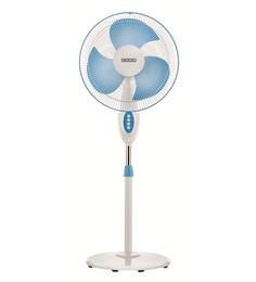Usha Helix Pro High Speed Blue 3 Blades Pedestal Fan 400mm