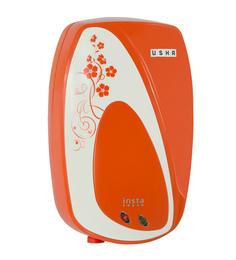 Usha Instrafresh Tangerine Flower Instant Geyser 1 ltr
