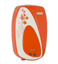 Usha Instrafresh Tangerine Flower Instant Geyser 3 ltr
