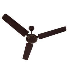 Usha Sonata 1200mm Coffee Brown Ceiling Fan - 47.24 inch