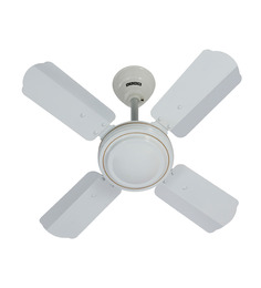 Usha Striker 600mm White Ceiling Fan - 23.62 inch