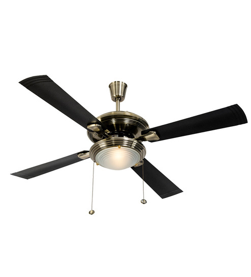 Rs.301 Off on Order Above Rs.999 | Usha Fontana One Antique Brass Ceiling Fan with Light By PepperFry @ Rs.6,049