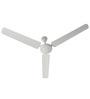 Usha Ace EX White Ceiling Fan - 55.11 inch