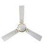 Usha Cognac Rated-Exxon Cream 5-star Metal Ceiling Fan