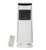Usha Hunter Cerebro White Plastic Tower Fan with Remote