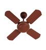 Usha Striker Brown Ceiling Fan - 23.62 inch