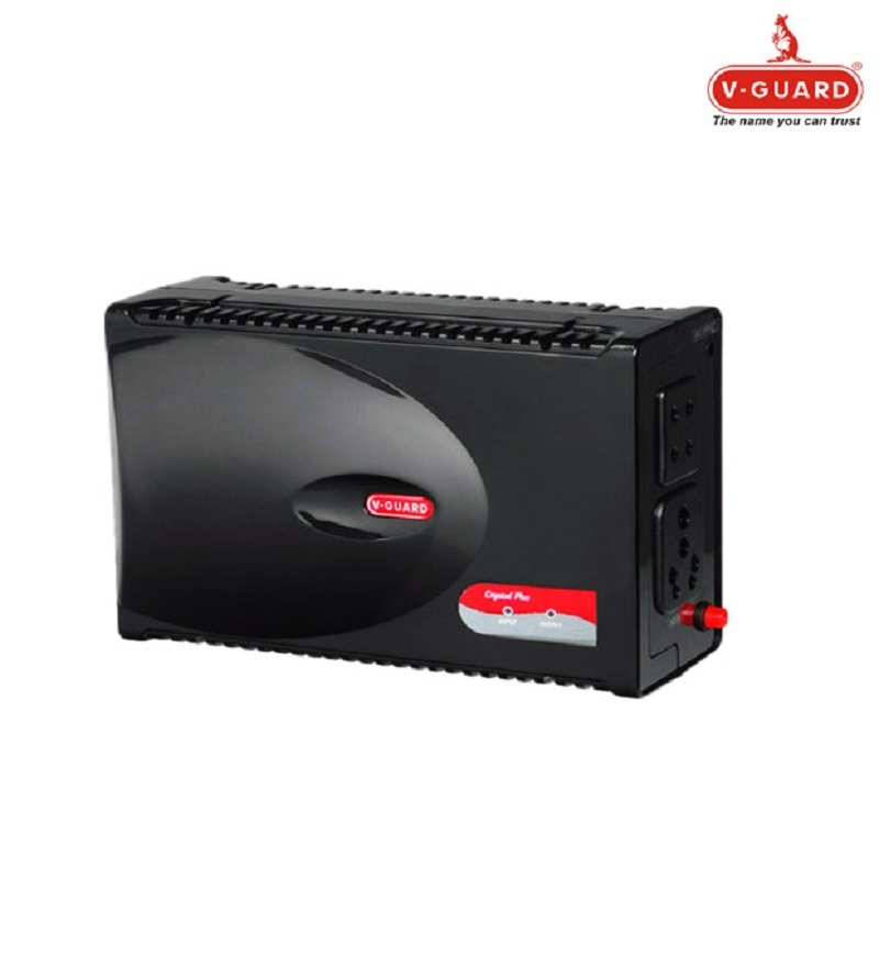 V-Guard Crystal Plus Voltage Stabilizer at Rs 2249 only - 33% Off