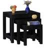 Toledo Set Of Tables in Espresso Walnut Finish by Woodsworth