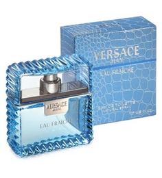 Versace Eau Fraiche Edt Spray For Men 100 Ml