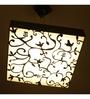 Mashonda Ceiling Lamp in Brown by Bohemiana