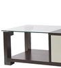 Verona Center Table in Dark Walnut Colour by @Home