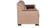 Vienna Two Seater Sofa in Beige Colour by Evok