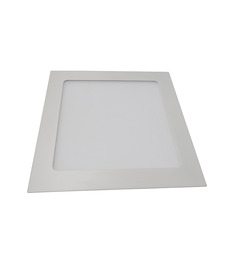 Victory Lighting 6W LED Panel Light Square Recessed 4200K- Day Light -Pack Of 1
