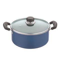 Vinod Cookware Casserole With Lid 22Cm