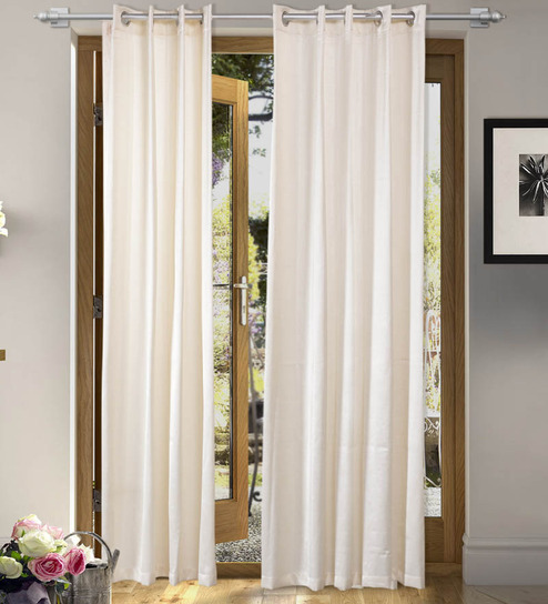 White Lined Curtains 90 X 54 - Best Curtains 2017