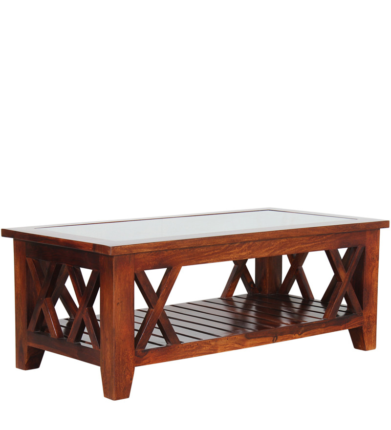 Santiago coffee table in honey oak finish by woodsworth by woodsworth online contemporary Honey oak coffee table