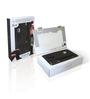 Vin Bouquet Air Pressurized Corkscrew & Vacuum Stopper - Set Of 3