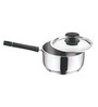 Vinod Cookware Stainless Steel 1100 ML Sauce Pan