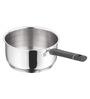 Vinod Cookware Stainless Steel 2300 ML Sauce Pan